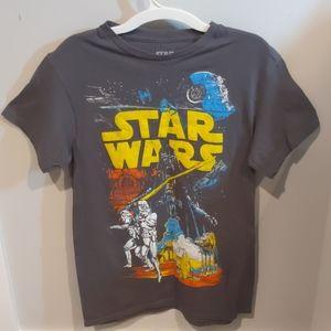 Star Wars Retro Style T Shirt